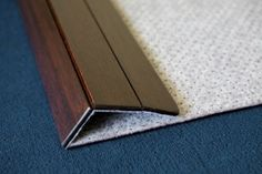 Roll up wood flooring - photography prop. Wooden slats attached to felt backing. Could make this?