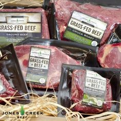 We want to knowwhere is YOUR favorite place to find #JonesCreekBeef? Is there anyone who should carry our #beef that doesn't? Let us know! #grassfed #grassfedbeef #eatclean #meat #humane #eatwell #healthy #cleaneating