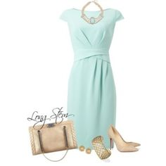 Love the dress. Just in a different color and pair with a cute jacket