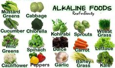 The following list of alkaline foods will help you maintain a healthy pH balance in the body, and thus fight even the more severe illnesses, like diabetes, cancer, heart diseases, and…