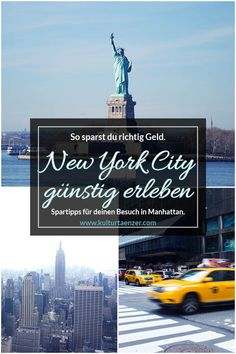 Experience New York cheaply - saving tips for your visit to Manhattan - cultural dancers - Experience New York City cheap! New York Trip, New York Vacation, New York City Travel, Manhattan New York, New York Bucket List, Reisen In Die Usa, Voyage New York, York Hotels, Destinations