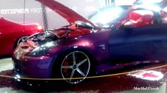 NISSAN Z 350 TUNING - INTERNATIONAL PRAGUE CAR FESTIVAL