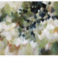 "〰 @elisemorrispaint 〰 • 'Beginning's Grace' • •  Acrylic and oil on canvas •  48 x 52"" • || Artist:  Elise Morris || Instagram:  @elisemorrispaint"