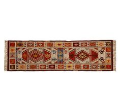 Gianna Recycled Yarn Kilim Indoor/Outdoor Rug | Pottery Barn | $59.00    $799.00 |