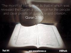 Words of Wisdom #40Pearls #Ramadan2013 #wowconference Pearl #4