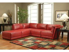 Kayson Sectional Sofa by Coaster http://www.maxfurniture.com/living-room/seating/kayson-sectional-sofa-by-coaster.html #decor #furniture