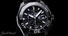 TAG HEUER Aquaracer Chronograph / Ref.CAY218A.FC6361