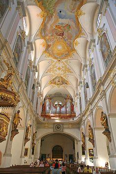 Peterskirche Munich, Germany