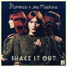 FLORENCE AND THE MACHINE - Shake It Out (7'' 45) - - - Tracks: (1) Shake It Out   (2) Shake It Out [The Weeknd Remix]