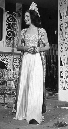 Miss Venezuela 1973 Desirée Facchinei