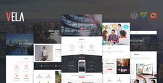 The Vela WordPress Theme has held the top position on our Leaderboard and delivers outstanding elements in a beautiful, stunning responsive design. Read the full Pros & Cons about Vela.