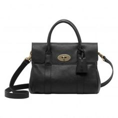 Fashion Mulberry SMSB-01 Black Leather Bags Sale : Mulberry Outlet