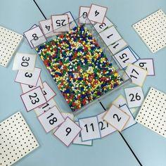 Open-Ended Math Centres in Kindergarten - of an Early Years PYP Teacher Maths Eyfs, Math Literacy, Guided Math, Preschool Math, Math Classroom, Kindergarten Math, Teaching Math, Numeracy, Classroom Ideas