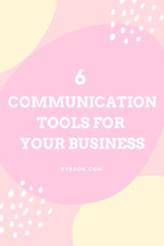The Best Business Communication Tools for 2020 Good Communication, For Everyone, Productivity, Remote, Good Things, Tools, Marketing, Business, House
