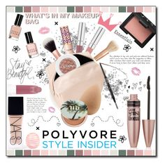 """Makeup Bag Staples"" by ana-a-m ❤ liked on Polyvore featuring beauty, tarte, Lumière, H&M, Bobbi Brown Cosmetics, Forever 21, beautyblender, Urban Decay, NARS Cosmetics and Anastasia Beverly Hills"