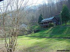Coal Miner's Daughter  Loretta Lynn's Home  Butcher Holler, Kentucky