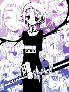 """Soul Eater- Crona Why Do You Like Crona?? plz comment and tell me why you like Crona also pin this too!^-""""!!"""