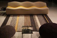 Structures Mix 104-1 #vloerkleed #rug #wool #wol #artifort #bank #couch #poef…
