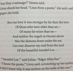 Julian and Emma NEED to get together I've been shipping them since COHF PLEASE Cassie Just, please...