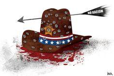 Vasco Gargalo (2016-07-08) No racism. Shooting dallas. Shooting in USA