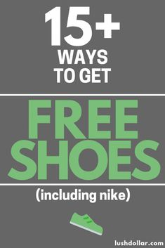 LEGIT ways to get free shoes. All honest and scam free! Let me share tips you can take advantage of to get free shoes from major companies such as Nike, Adidas, Puma and much more. All honest and legit. Free Samples By Mail, Free Stuff By Mail, Get Free Stuff, Ways To Save Money, Money Saving Tips, How To Make Money, Quick Money, Secret Websites, Life Hacks Websites