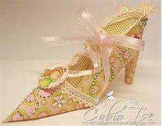 Paper Shoe Template - Bing images