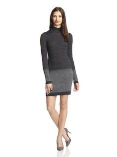 Susana Monaco Women's Nora Ombre Star Sweater Dress at MYHABIT