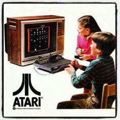 Atari ad