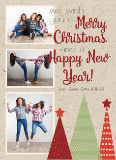 It's such a fun time of year so don't forget to send out your family photo holiday greeting card to all of your friends and family and show them all the fun you had throughout the year! | CatPrint Design #691