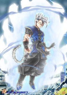 OC : Zack Ikari by Maniaxoi on DeviantArt Black Anime Characters, Dbz Characters, Character Art, Character Design, Renz, Fanart, Dragon Ball Gt, Anime Artwork, Manga