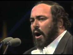 Luciano Pavarotti: 'Donna Non Vidi Mai' - YouTube