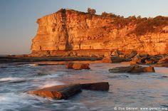 The Skillion, Terrigal, Central Coast, NSW, Australia