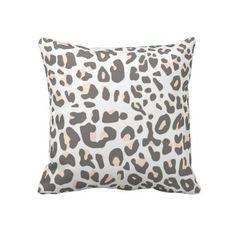 Fun Leopard Print Pillow  4.8 (12 reviews)  In stock!  Quantity:  pillow.  Add to wishlist  $59.95  per pillow