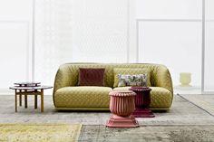 Sofa Redondo:  2010 - design Patricia Urquiola  for Moroso