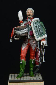 colonel 8eme hussard-