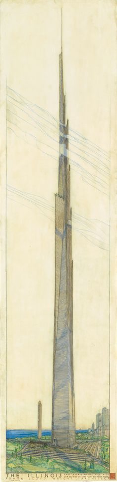 A major retrospective exhibition examining the drawings and models of legendary American architect Frank Lloyd Wright has opened in New York.