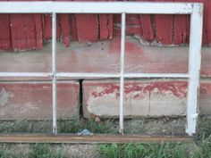Vintage 6 pane Window Frame, It measures about 36 long x 23 high x 1 1/4 deep.Original white paint on both sides. It has a lot of wear make for a rustic look and feel . The way it looks in the pictures is the way it came from estate sale.  If you would see more of my items please visited my shop www.etsy.com/shop/Incredibletreasures   Interested in more than one item? I do combine shipping. Due to the size of some larger items, combined shipping isnt always possible. Send me your zip code in…