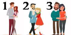 Διάλεξε Το Πιο Ευτυχισμένο Ζευγάρι Και Θα Σου Αποκαλύψουμε Κάτι Σχετικά Με Τη Σχέση Σου! Test Image, David Wolfe, Something About You, Decir No, Communication, Happy, Quelque Chose, Mai, Horoscope