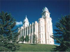 Manti Utah Temple - Mormonism, The Mormon Church, Beliefs, & Religion Utah Temples, Lds Temples, Church News, Lds Church, Manti Temple, Mormon Pioneers, Temple Pictures, Lds Art, Mormon Temples