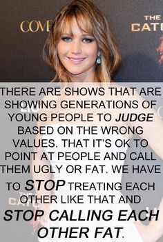 23 Of The Most Awesome Things Jennifer Lawrence Has Ever Said
