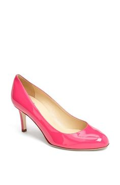 5d71a78437f kate spade new york 'christiana' pump available at #Nordstrom Pink Pumps,  Suede