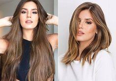 Camila antes e depois (Foto: Reprodução/Instagram)