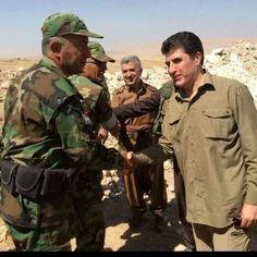 رێزدار كاك نێجیرڤان بارزانى   https://www.flickr.com/photos/kurdistan4all/