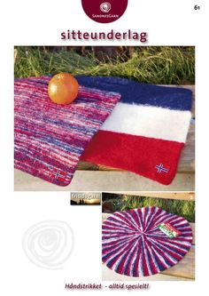 Click to enlarge Picnic Blanket, Outdoor Blanket, Rug Making, Kids Rugs, Knitting, Crochet, How To Make, Diy, Inspiration