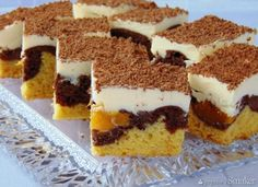 Polish Recipes, Pie Recipes, Baking Recipes, Christmas Appetizers, Pumpkin Cheesecake, Homemade Cakes, Cake Cookies, Yummy Cakes, Bakery