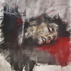 """By Guy Denning """"face down in a pool of democracy"""" it's all the Old Games, Face Down, Urban Art, Figurative Art, Art School, Homework, Contemporary Art, Street Art, Fine Art"""