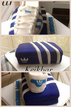 Cake deportivo adidas