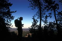 Hiking in Black Hills, SD, Photo Credit:	South Dakota Office of Tourism