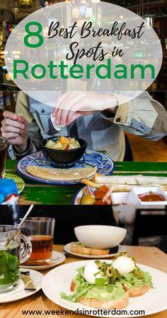 19 Beste ontbijtplekken in Rotterdam – Best Europe Destinations Good Breakfast Places, Eat Breakfast, Breakfast Ideas, Europe Travel Tips, Backpacking Europe, Travelling Europe, Travel Articles, Travel List, European Travel