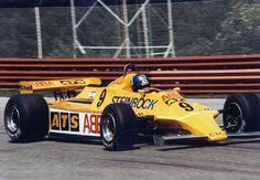 1981 ATS HGS1 - Ford (Slim Borgudd)